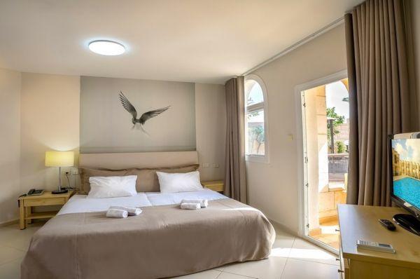 בית מלון גליל מערבי חוף עכו - חדר קלאסיק