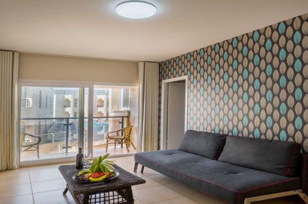 בית מלון גליל מערבי חוף עכו - סוויטה סטודיו