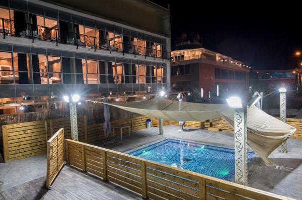 בית מלון אקוודוקט ב גליל מערבי