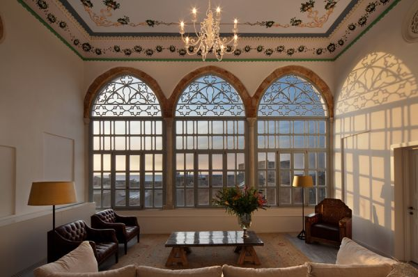 гостиница бутик Эфенди Западная Галилея