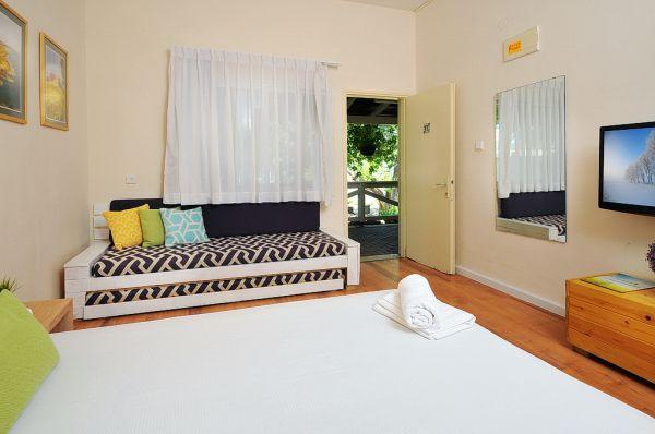 בית מלון אילון בגליל מערבי