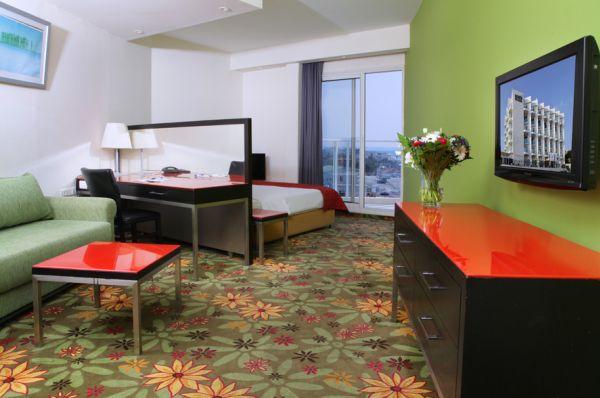 בית מלון מדיסון גליל מערבי