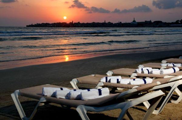 בית מלון רימונים חוף התמרים ב גליל מערבי