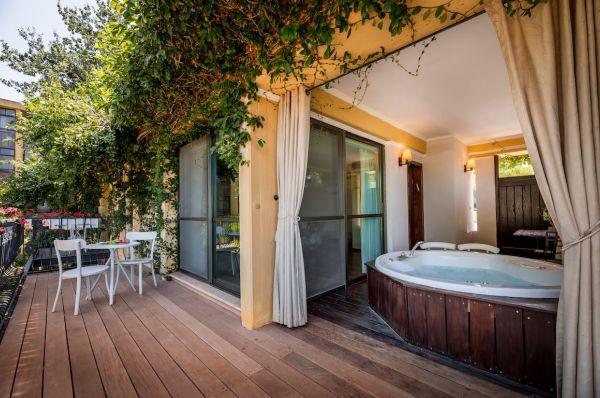 отель спа в Западная Галилея